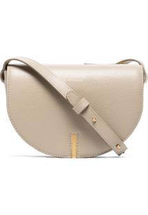 Wandler Curved Shoulder Bag - Neutro