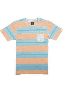 Camiseta Element Striped - Masculino