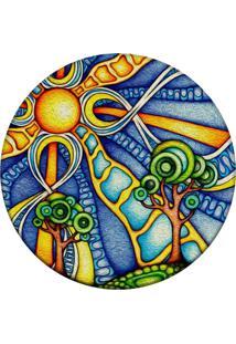 Tapete Love Decor Redondo Wevans Pop Art