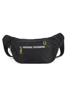 Pochete Porta Dólar National Geographic Preto