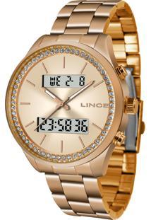 Relógio Lince Feminino Lar4591Lr1Rx