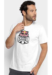 Camiseta Red Bull Skate Generation Masculina - Masculino