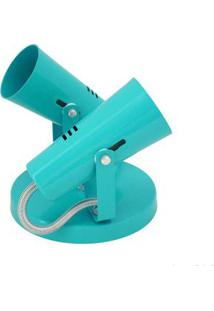 Spot Focus Para 2 Lâmpadas E27 Tiffany Auremar