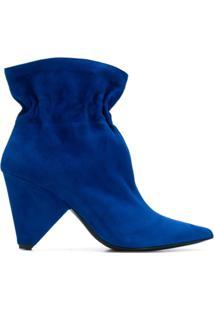 Aldo Castagna Ankle Boot - Azul