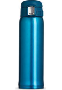 Garrafa Térmica 450 Ml Sensation Topget Azul
