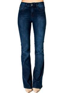 Calça Jeans Fátima Flare Colcci
