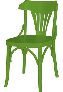 Cadeira Opzione Acabamento Verde - 17825 - Sun House
