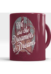 Caneca Dreamers