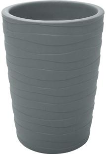 Vaso De Plástico Grego-S Cimento - Tramontina