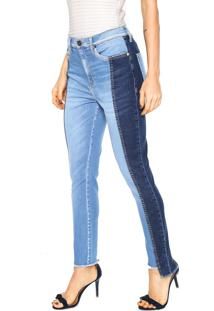 383289cc6 ... Calça Jeans Zoomp Skinny Azul