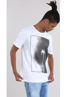 Camiseta Coqueiro Branca