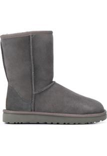 Ugg Australia Classic Ugg Ankle Boots - Cinza