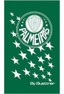 Toalha Palmeiras De Rosto Oficial Buettner 50 X 30 Cm - Unissex