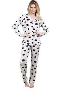 Pijama Inspirate De Inverno Aberto Poá