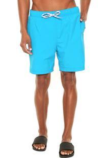 Bermuda Tommy Hilfiger Slim Azul