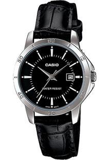 Relógio Casio Collection Analógico Ltp-V004L Feminino - Feminino