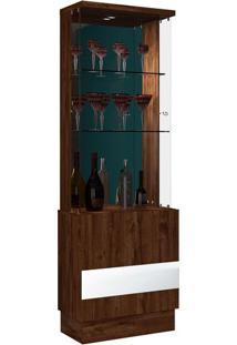 Cristaleira Dj Móveis New Vina Rustico Malbec