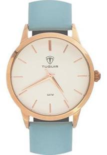 Relógio Tuguir Analógico Tg106 Feminino - Feminino-Verde