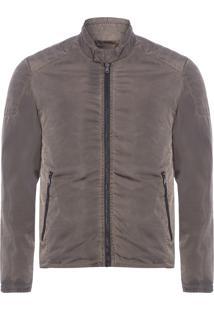 Jaqueta Masculina Tinturada - Marrom