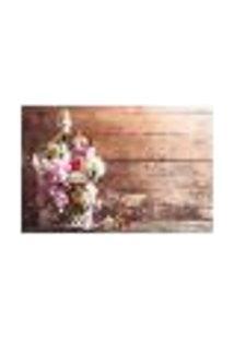 Painel Adesivo De Parede - Flores - 366Pn-P