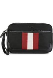 Bally Clutch 'Caliros' - Preto