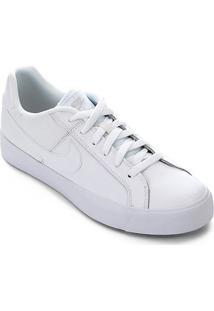 Tênis Nike Court Royale Ac Masculino - Masculino-Off White