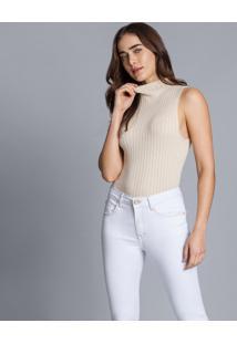 Calça Jeans Bootcut Malibu Branco - Lez A Lez