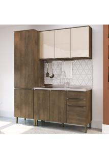 Cozinha Modulada Áustria A2894 - Casamia Elare
