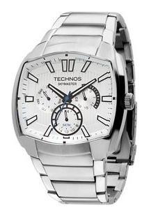 88b3d66b84939 Off Premium. Relógio Masculino Vidro Premium Technos Skymaster Multifunção