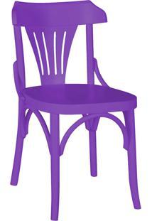 Cadeira Opzione 81 Cm 426 Roxo - Maxima