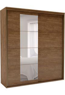 Guarda-Roupa Casal Eleganza Com Espelho 2 Pt 6 Gv Álamo
