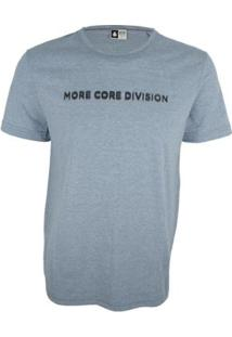 Camiseta Mcd Regular More Core Division Masculina - Masculino
