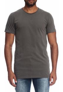 Camiseta Mormaii Urban - Masculino-Cinza
