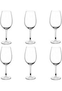 Taça Para Vinho Tinto Ivento Schott Zwiesel 6 Peças 506Ml - 15043