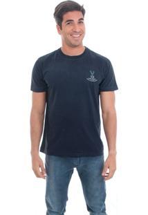 Camiseta Vr Malha Triturada - Masculino