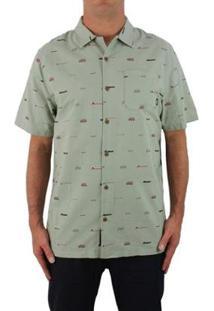 Camisa Vans Yusuke Loggin Masculina - Masculino