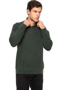 Suéter Polo Play Gola Xale Verde