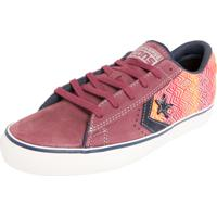 fe0844a02d9 Tênis Converse All Star Pro Leather Vulc Ox Vinho