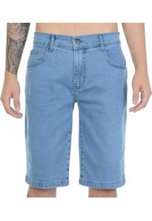 Bermuda Jeans Rusty Imply - Masculino