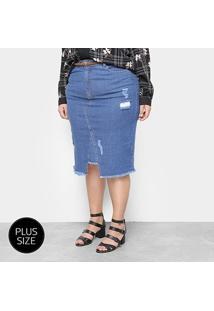 5dc5b7301 Plus Size Azul Plus Size feminino | Starving