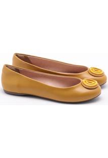 Sapatilha Amarelo Ipê - 34