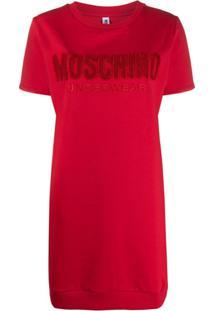 Moschino Camisola Moschino Underwear - Vermelho