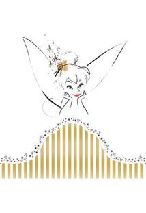Adesivo De Parede Decorativo Sininho - Disney