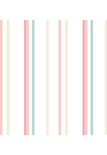 Papel De Parede Lyam Decor Soft Patch Multicolorido