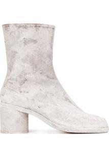 Maison Margiela Tabi Ankle Boots - Branco