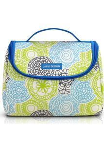 Bolsa Térmica Jacki Design My Lolla Azul - Kanui