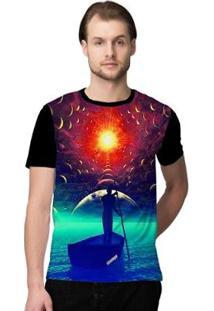 Camiseta Stompy Psicodelica8 Masculina - Masculino