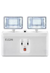 Luminária De Emergência Elgin 16W Led 2000 Lumens 48Lem2Kl0000