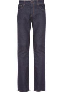 Calça Masculina Denim Slim Fit - Azul Escuro