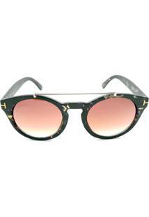 R  99,00. Zattini Óculos De Sol Feminino Degradê Marrom ... 2830a4c454